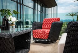 Vada Piscina pe as medulas Sofá Collection (alta qualidade exterior/mobiliário de jardim)