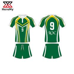 2020 Super Rugby personnalisé de haute qualité jersey avec impression en sublimation