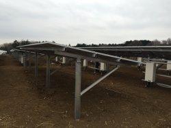 태양 에너지 시스템 에너지 설치 구조와 PV 부류에 의하여 이용되는 더미 지상