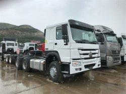Bon état neuf et occasion de la Chine Heavy Duty Sinotruck HOWO camion tracteur apprêt tête Mover Camion 6X4/tracteur de remorquage/fret avec des prix concurrentiels