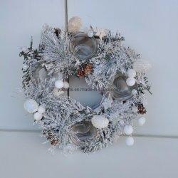 크리스마스 장식 캔들 워커, 캔들 컵 크리스마스 화환
