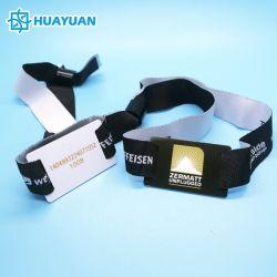 UID bracelet RFID de numérotation de Ticket de NFC NFC bracelet en tissu