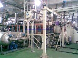 Parafuso de Twin Granulator reciclagem de PET de Extrusão de plásticos