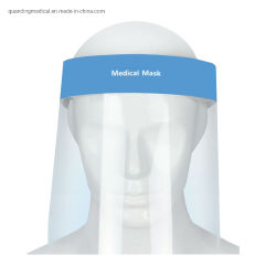 Защитный High-Quality полностью очистить антивирусное/противотуманного/Splash изоляции защитную маску для лица