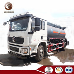 Shacman M3000 8 톤 10 톤 12ton 8000 리터 10, 000 리터 12, 알칼리성 부식성 화학 액체 유조 트럭 000 리터 황산 포름알데히드
