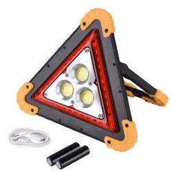 Светодиодный прожектор 180 градусов вспышка аккумулятор Worklamp, загорается сигнальная лампа