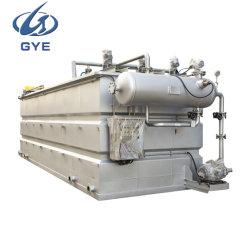 Basso prezzo buone prestazioni galleggiamento ad aria disciolta rifiuti di apparecchiature DAF Apparecchiature per il trattamento dell'acqua