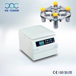 L2-6K Lab Blood 4X100ml Low Speed Criel Plasma Separator (الفاصل البلازما للطراز منخفض السرعة من الطراز L2-6