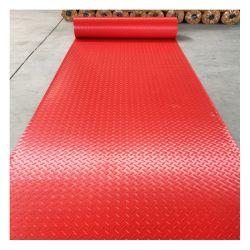 Anti-Rutsch-PVC-Matte in Rollen für Bus Badezimmer Kunststoff-Teppich Mat
