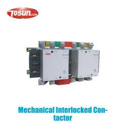 Механические узлы и агрегаты соединены AC контактора (LC2)