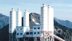 Hls 180 M3/H concreto da Estação de Criação de Lote para produção de betão