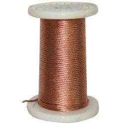 Condutores de cobre e PVC material de isolamento esmaltado Fio da Bobina