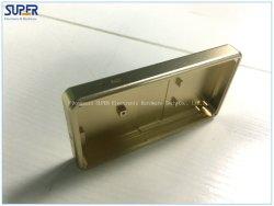 Piezas de latón torneado CNC Mechinary parte activa de los componentes de piezas de auto piezas de precisión CNC SP-491