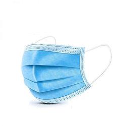 Nichtgewebte schützende Schablonen-schützende Wegwerfgesichtsmaske innen, Nahrung und Schönheits-Industrie