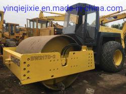 Bomag Bw217 Duplo do compactador de vibração, utilizado o rolo de Estrada