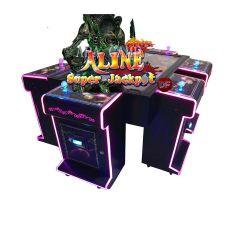Aline Super Jackpot Casino Gambling Tabela para a especialidade de Arcada Hunter máquina de jogos de pesca