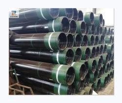 Китай заводской корпус стальная труба API 5СТ N K80-155, P110 L80 API 5СТ Eue нефтяным месторождением стальную трубу