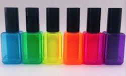 Управление канцелярские питания с маркировкой ключ перо конфеты цвет Цвет пера граффити лак для ногтей бутылки флуоресцентного пера