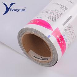 Documento della stagnola di Greasproof stampato abitudine del documento del di alluminio