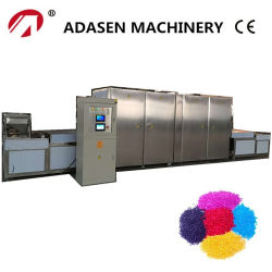 China Leverancier Tunnel Type Microwave Drying machine for Chemical Products