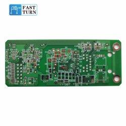 12 de la Capa de color negro con soldadura de Fr4 Enig TG170 Imprimir PCB de la placa del circuito de la Junta de Energía Solar