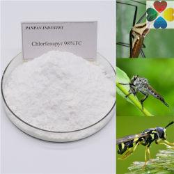 El mejor precio para los insectos clorfenapir el 98% Tc CAS 122453-73-0.