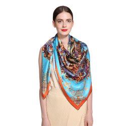 100% Pure Head Scarf Silk sjaals zijde voor vrouwen