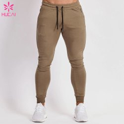 Groothandel Casual Outdoors joggingbroek katoen Polyester Custom Mens Sport Jogger Broek