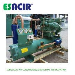 Blast congélateur Unité de condensation avec Bitzer Semi-Hermetic compresseur