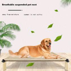 Hundehütte vier Jahreszeit-allgemeiner Sommer-Sommer-kühles Hundehütte #Pet goldener Apportierhund-großes Hundebett weg vom Bodenhund#Sofa Lager-Bett