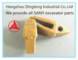O melhor vendedor titular de dente de caçamba 12076693k para Sany Sy55 escavadeira hidráulica