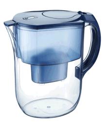 L'eau alcaline Pitcher&Orp le filtre à eau