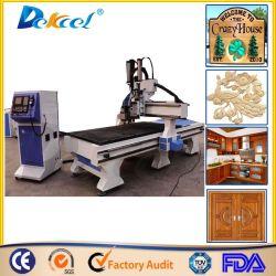La Chine La gravure sur bois CNC Router la production de meubles Solution CNC, forage, la sculpture de coupe