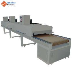 Machine van de Apparatuur van de Sterilisatie van de Microgolf van het Zaad van de Groente van het Fruit van de Spaanse peper van de Tunnel van de industrie de Steriliserende Drogende