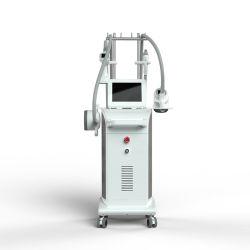 Comercio al por mayor frecuencia de radio de reducción de celulitis Velashape Vela vacío compacto Dispositivo de belleza facial por ultrasonidos de la erección