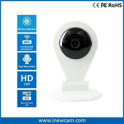 720p HD P2P IP камера для домашних систем безопасности