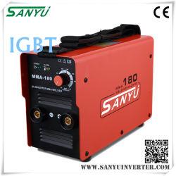 MMA-180 IGBT 시리즈 직업적인 DC 변환장치 MMA IGBT 용접 기계