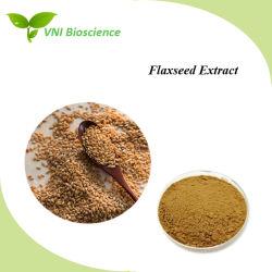 Certifiée ISO SGS Linum usitatissimum extraire/extrait de graines de lin