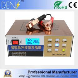 Entièrement automatique intelligent Type de réparation d'impulsion électrique chargeur de batterie de voiture 12V/24V