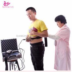 血循環、直る傷を炎症抑制促進すれば鎮痛性の効果Milimeterは療法の器械をエレクトロ振る