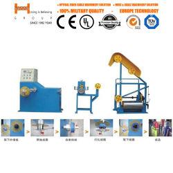 Ce/ISO9001/7 patentiert Hochgeschwindigkeitsselbstkabel-umwickelnde Wirbelmaschine-Maschine/Selbstkabel-Wirbelmaschine-Maschine in China
