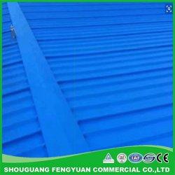 L'isolement métallique réfléchissante Revêtement de toit étanche en béton