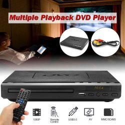 2019カード読取り装置を持つ安いマルチ機能プレーバックUSB Evd/DVDプレーヤー