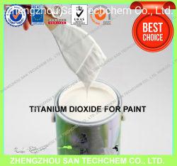 Белый пигмент типа рутила TiO2 диоксид титана