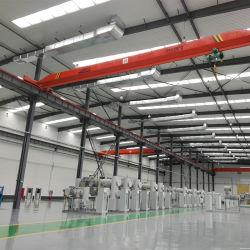 Высокий уровень тяжелых стальной каркас кузова склад с высоким качеством