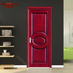 Prix de la porte en bois en contreplaqué d'ingénierie (GSP6-009)