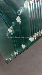 Commerce de gros La sécurité des bâtiments de la sécurité Facede feuilleté de fenêtre en verre trempé