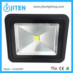 Nouveau design compact avec des projecteurs à LED en verre trempé Projecteur à LED IP65
