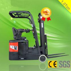 1.0ton 3-Wheel kompakter mini elektrischer Gabelstapler (CPD10ET)