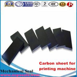L'impression de feuille de graphite de carbone de la machine